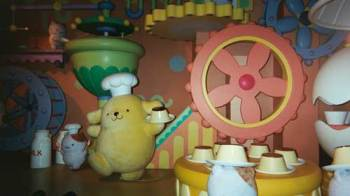 Who doesnt like Pom Pom Purin, especially when hes baking cake?