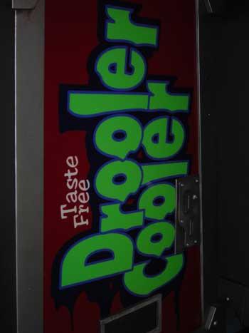 Drooler cola