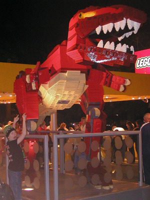 Lego Or Lego My Son Compares Downtown Disney Lego Stores