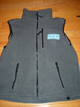 Everest fleece vest