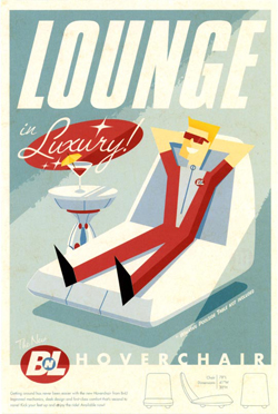 Lounge in Luxury!
