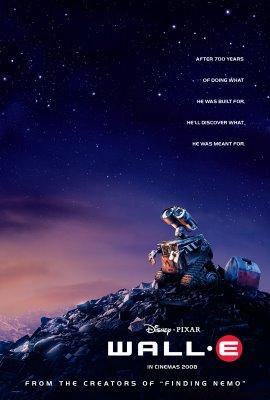 WALL-E Teaser Poster