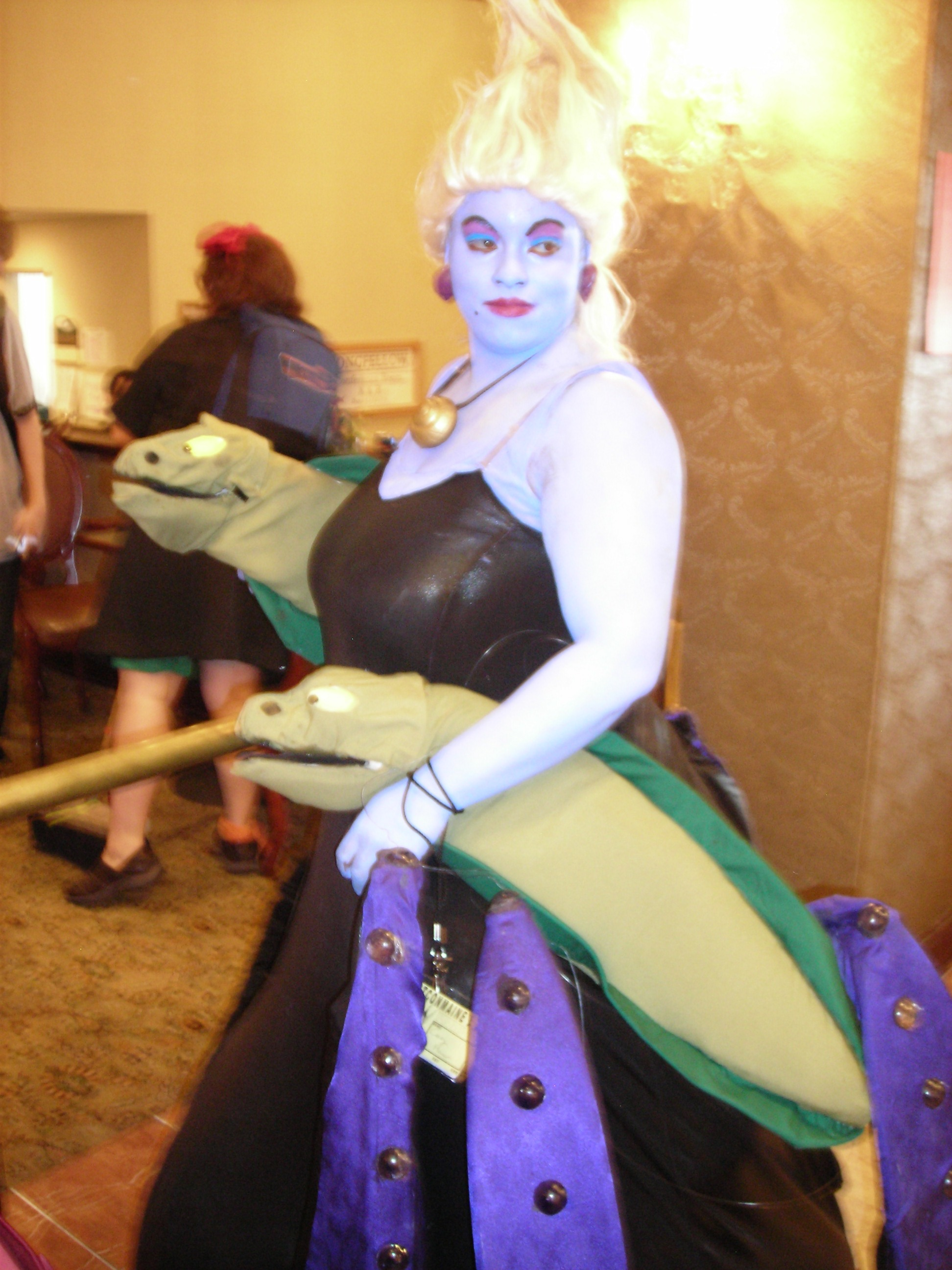 Fabulous ursula costume at portconmaine broke hoedown fabulous ursula costume at portconmaine solutioingenieria Image collections