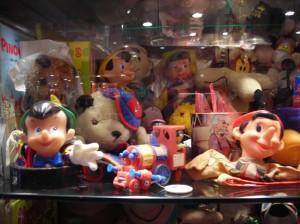 Disneyana at Mimi Fifi