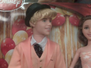 HSM Ryan Evans doll, found at Target just in time for Christmas