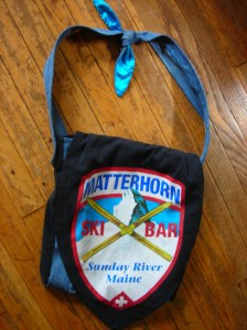 Matterhorn shoulder bag