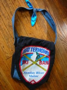 Matterhorn shoulder bag
