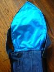 Matterhorn Shoulder Bag Detail: Lining