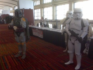 The 501st Legion Connecticut Garrison