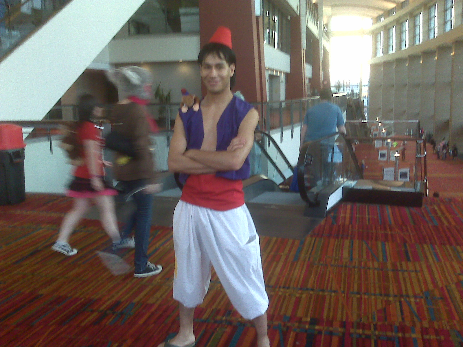 Aladdin Broke Hoedown