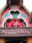 I did enjoy the Pinocchio ride....