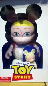 Toy Story 3 Bo Peep Vinylmation