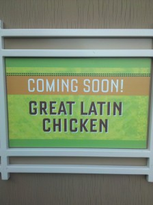 Great Latin Chicken