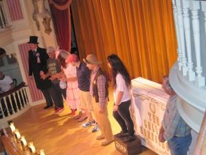 Golden Horseshoe Revue