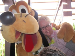 Jennifer and Pluto