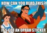 Hipster Gaston - Oprah