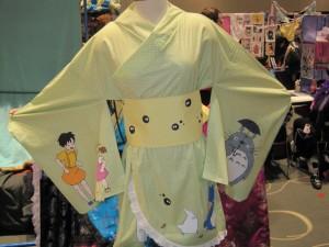 Totoro Kimono